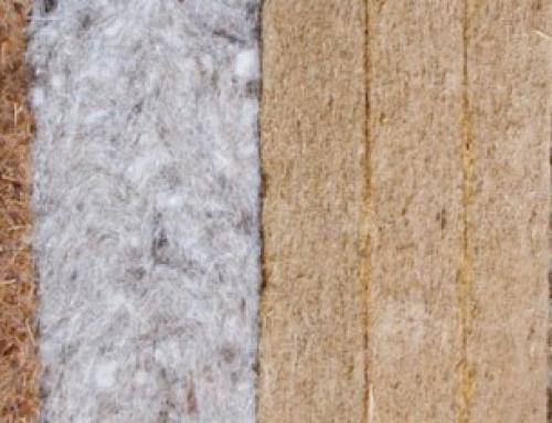 Aislamientos: Poliuretano, poliestireno y otros materiales