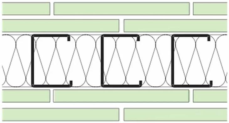 C mo montar un tabique con yeso laminado pladur isolana for Tabiques de yeso laminado