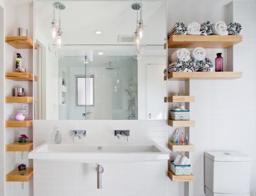 Baños pequeños: 10 ideas geniales de decoración