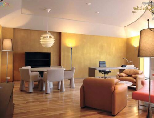 Pinturas especiales para decorar: pintura magnética, pizarra, madera natural, plata y oro