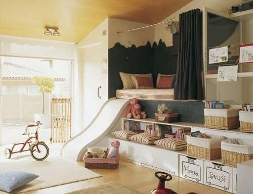 10 ideas para habitaciones infantiles para nuestra princesa