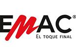Materiales de construcción. EMAC LOGO
