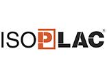 Materiales de construcción. Isoplac Logo