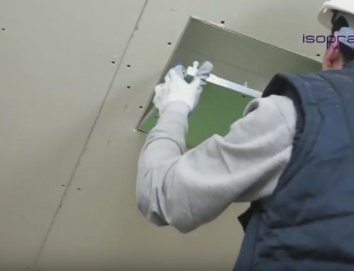 Cómo Instalar Trampilla en Falso techo