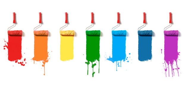 rodillos colores
