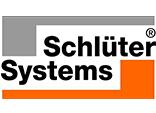 Materiales de construcción. SCHLUTER SYSTEMS LOGO