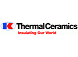 Materiales de construcción. THERMAL CERAMICS LOGO