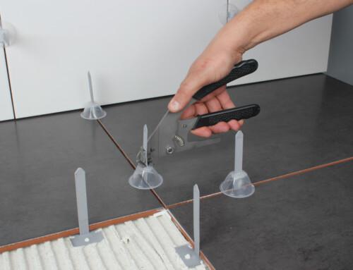 Sistema de Nivelación para colocación de cerámica