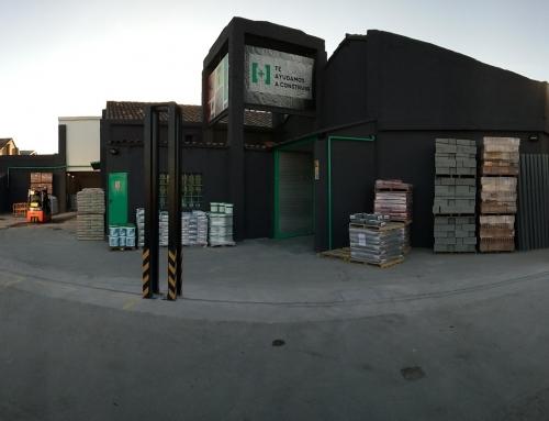 Nuevo Almacén de Materiales de Construcción en Barcelona – Sant Adriá