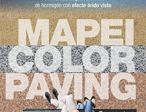 Mapei lanza al mercado Mapei Color Paving