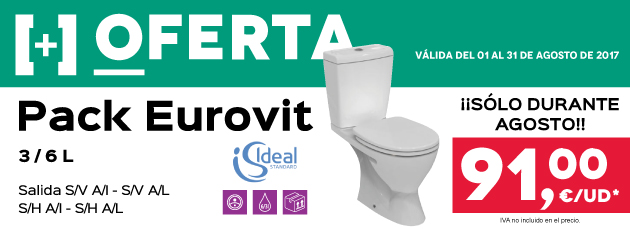 oferta eurovit ideal standart