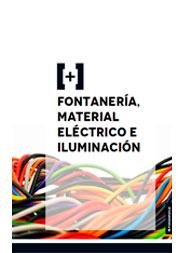 FONTANERIA, MATERIAL ELÉCTRICO E ILUMINACIÓN