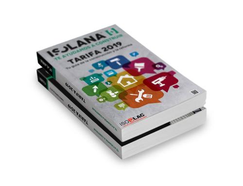 Tarifa 2019 – Guía para el constructor