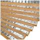 Materiales de construcción. Aislamientos térmicos y acústicos