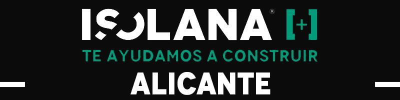 Tienda de Materiales de Construcción Alicante Isolana