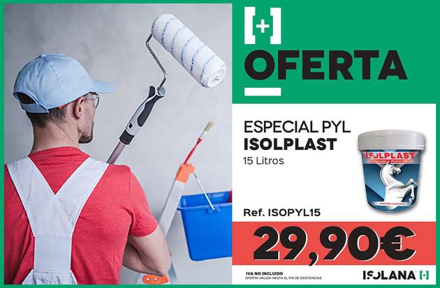PYL Isoplast Pintura Plástica