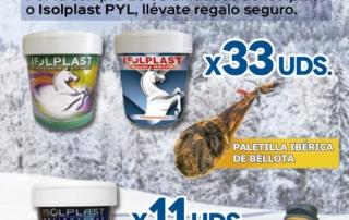 PYL Isoplast promo Navidad Isolana