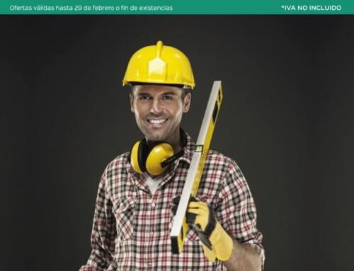 Nuevo Catálogo de Ofertas Invierno 2019-20 de Ropa de Trabajo y Seguridad