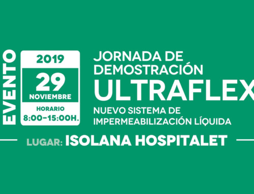 Jornada de Demostración ULTRAFLEX en ISOLANA HOSPITALET [Viernes 29 de noviembre]