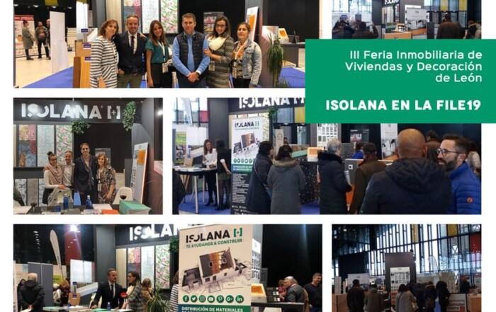 FILE19 III Feria Inmobiliaria León - ISOLANA
