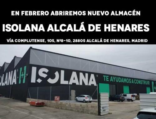 Ya abrimos nueva delegación en Alcalá de Henares, Madrid