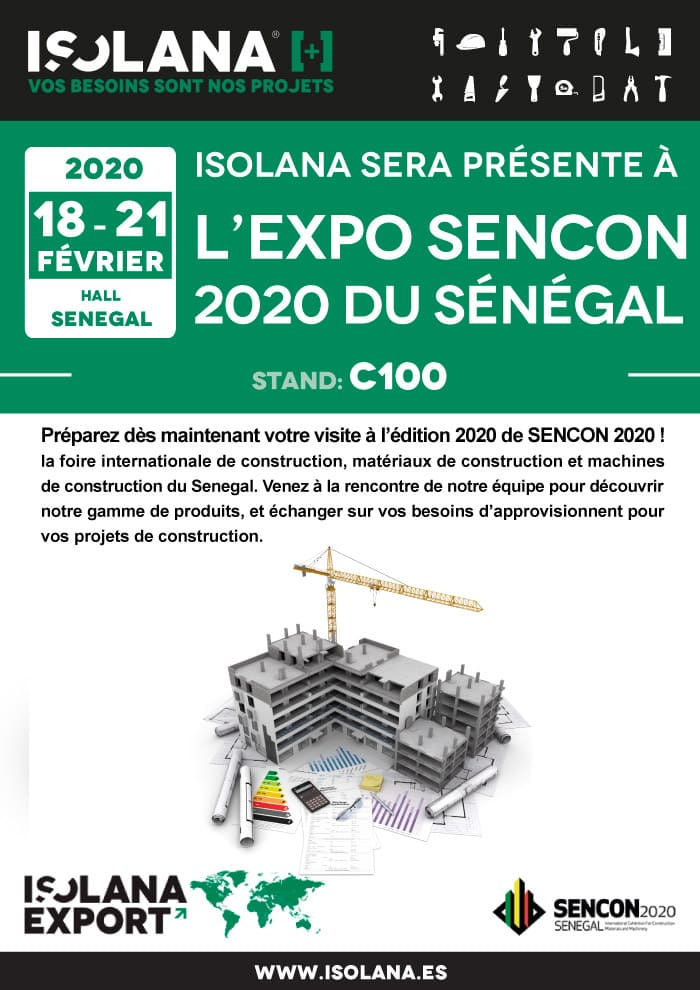 Isolana Export SENCON 2020