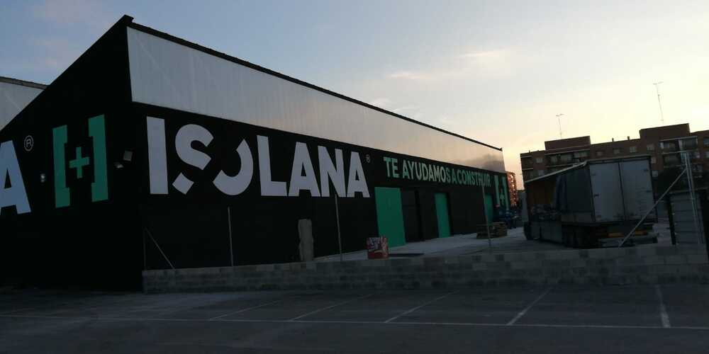 Almacén de Materiales de Construcción Madrid, Alcalá de Henares