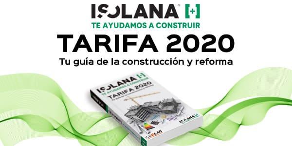 Banner Tarifa 2020