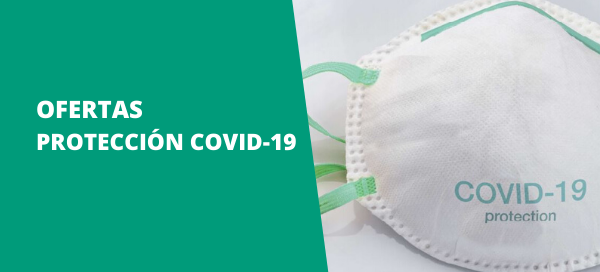 Oferta Pantalla Protección Covid-19