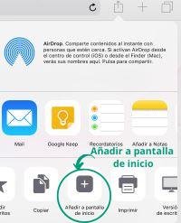 Instalar app Isolana en Iphone