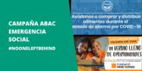 Campaña ABAC emergencia social