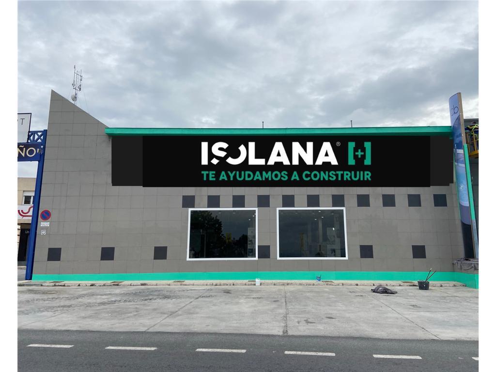 Isolana Granada Nuevo Almacén de Materiales de Construcción