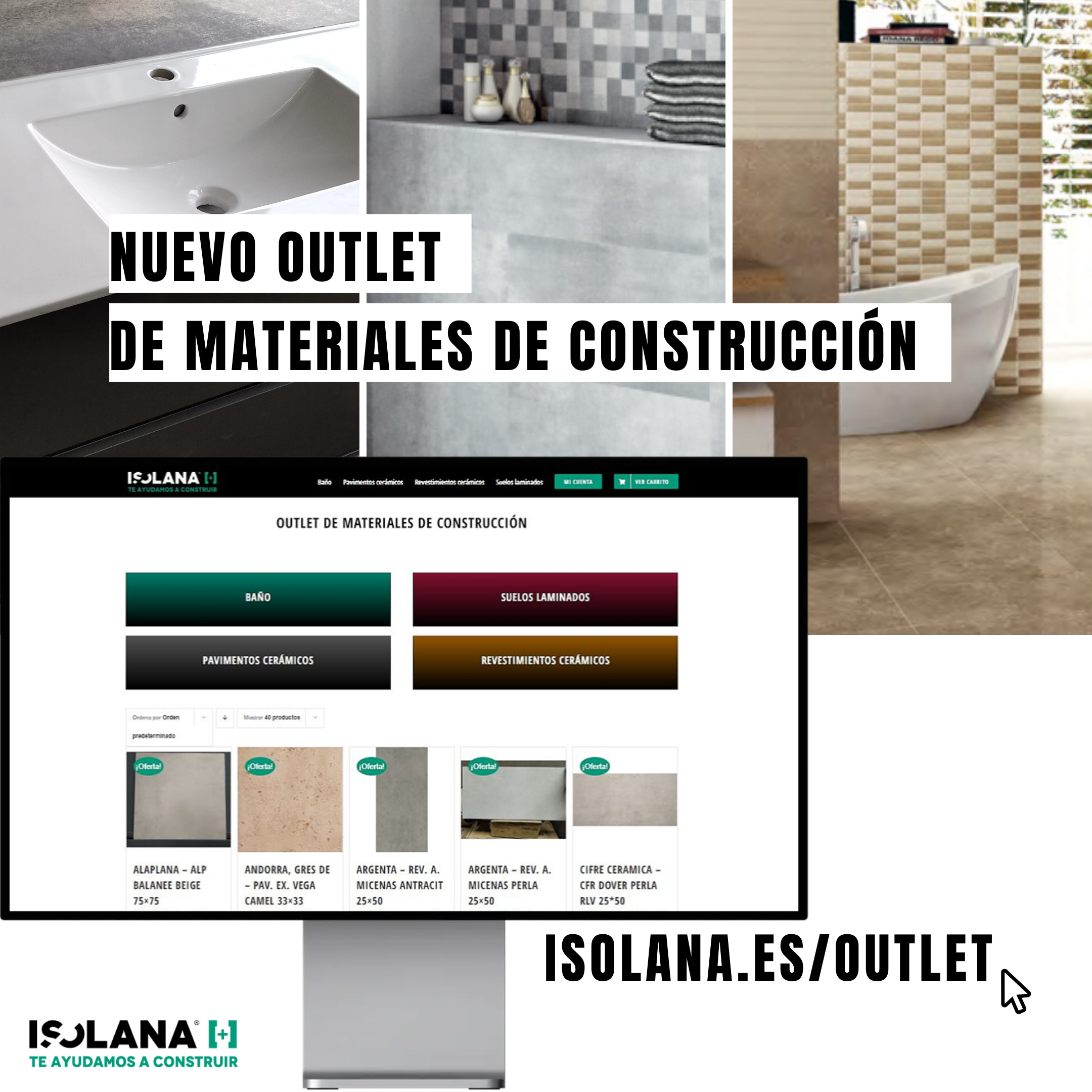 Outlet de Materiales de Construcción