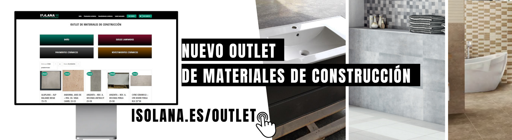 Outlet de Materiales de Construcción - ISOLANA