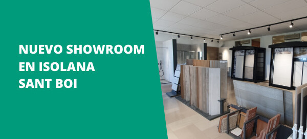 Showroom Isolana Sant Boi