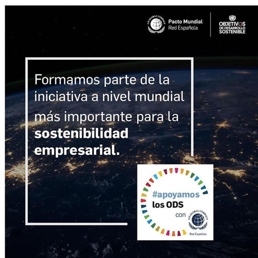 Pacto Mundial ODS