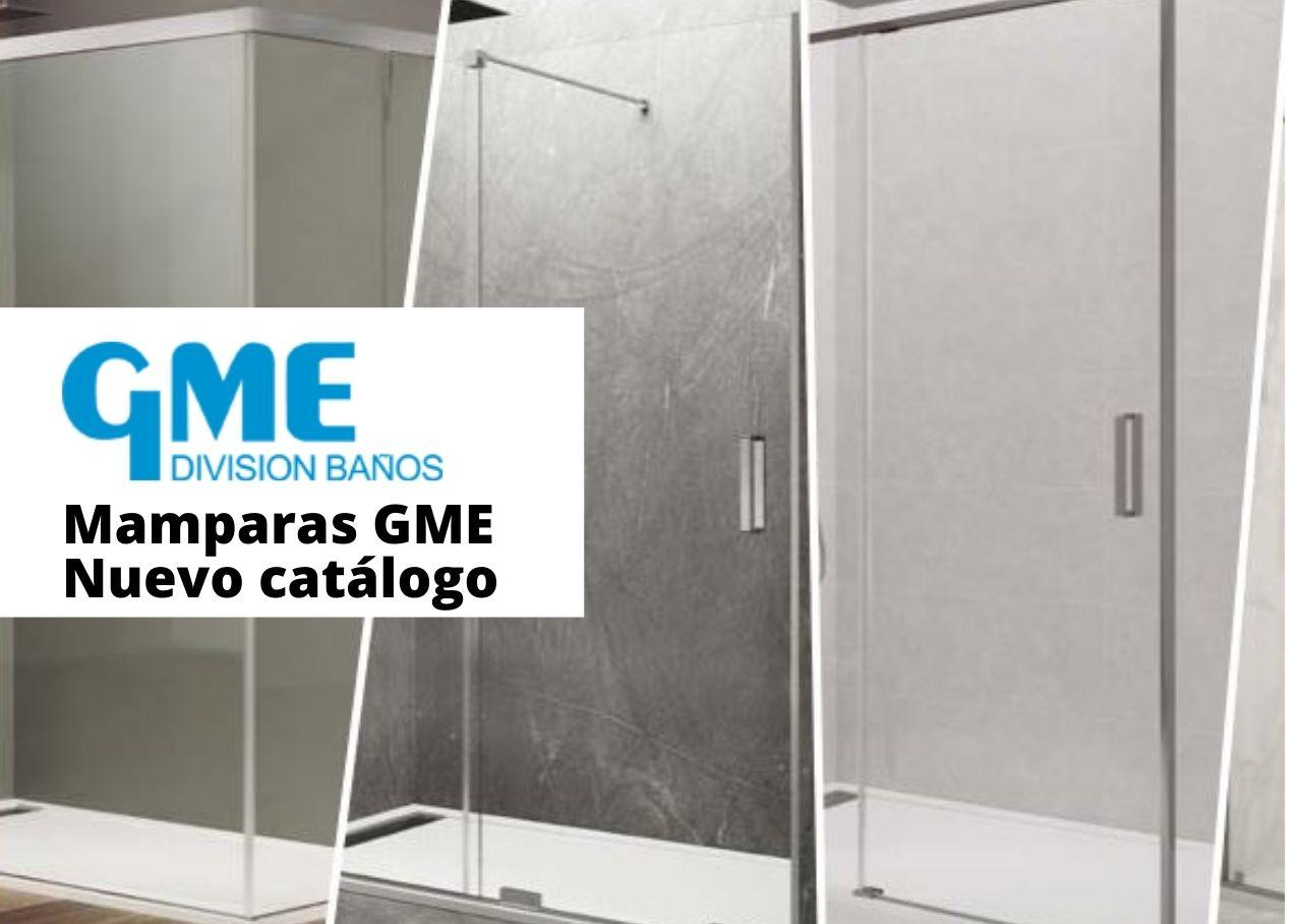 Mamparas GME - Catálogo
