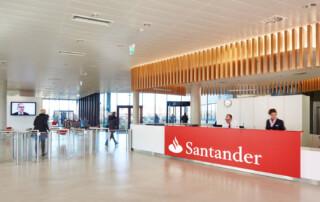 Oficinas Banco Santander