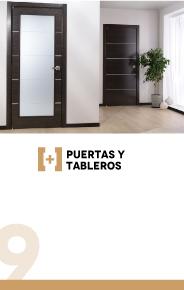 Tarifa Isolana - Puertas y tableros