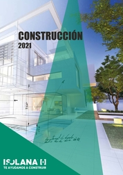 Catálogo Construcción 2021 ISOLANA
