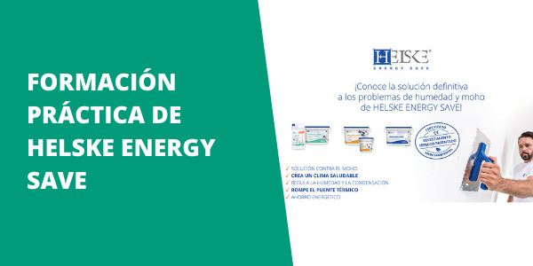 Formación HELSKE ENERGY SAVE en ISOLANA