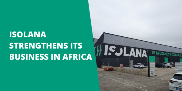 Isolana strengthens its business in Africa