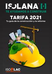Tarifa ISOLANA 2021