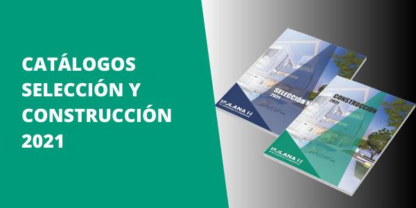 Catálogos Selección y Construcción ISOLANA 2021