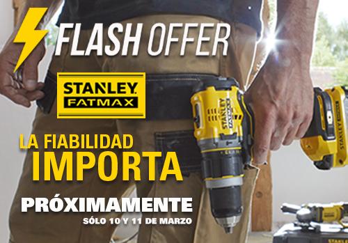Flash offer 2021 Stanley - Ofertas España