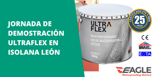 Jornada de demostración ULTRAFLEX en ISOLANA LEÓN