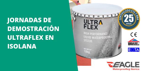 Jornada de demostración ULTRAFLEX en ISOLANA
