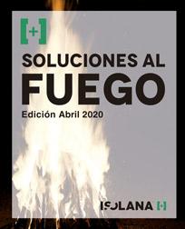 Catálogo soluciones al fuego