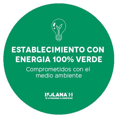 energía verde isolana
