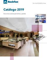 Catálogo Rockfon 2019